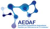 AEDAF – ASOCIACIÓN ESPAÑOLA DE ANGIOEDEMA FAMILIAR Logo